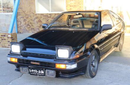 トヨタ/スプリンタートレノ/AE86